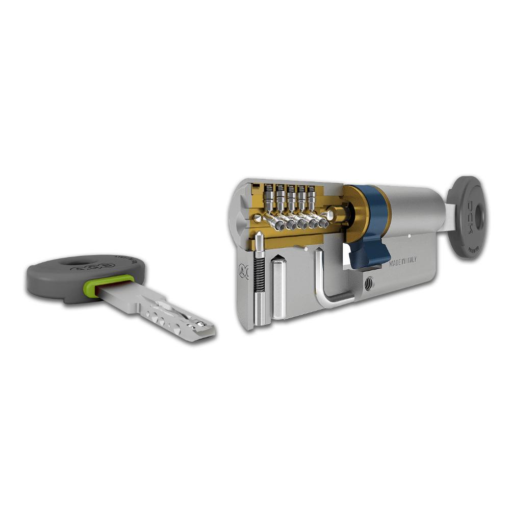 serratura e chiave
